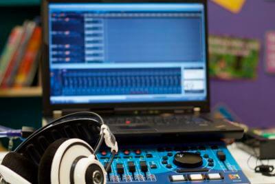 'Sadie' digital audio recording station