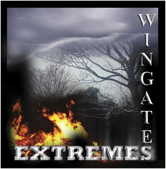 CD front cover Extremes - Wingates Band