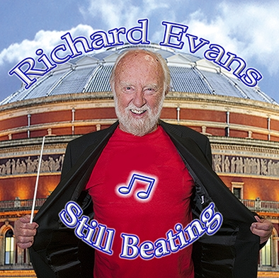 CD front cover ''Still Beating' Richard Evans