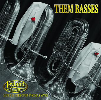 Them Basses-Leyland Band-MHP419CD cover image 'Them Basses' Leyland Band